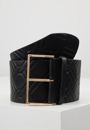 CINTURA BUSTINO - Taillengürtel - black