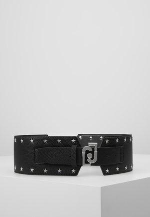 BUSTINO STARH  - Pásek - black