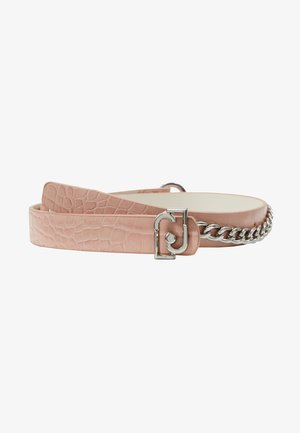 CINTURA CHAIN COCCO - Belte - rose