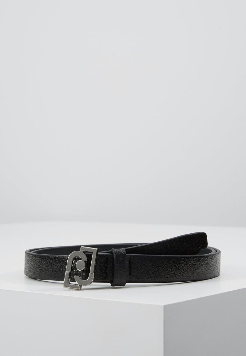 LIU JO - CINTURAH - Pásek - black