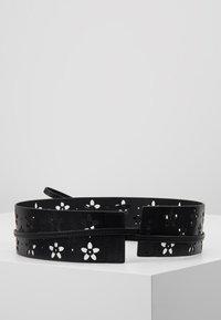 LIU JO - WAIST BELT - Waist belt - black - 3