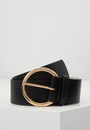 CINTURA BUSTINO - Belte - black