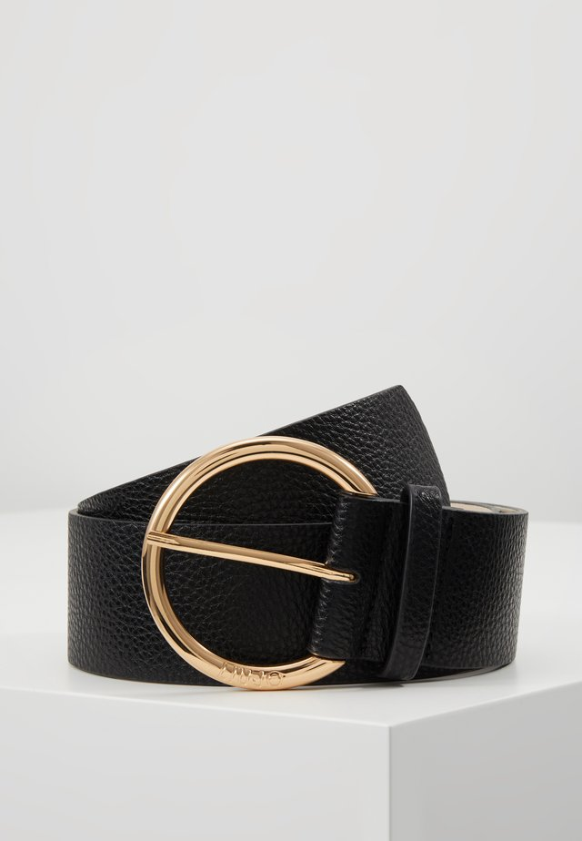 CINTURA BUSTINO - Belt - black