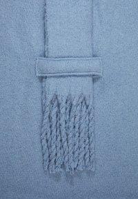 LIU JO - STOLA GARZATO UNITO MAIS - Halsduk - blue wave - 2
