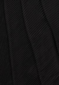 LIU JO - FOULARD PLISSE - Foulard - black - 2
