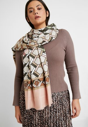 STOLA SOFFICE CAMEO - Scarf - rose