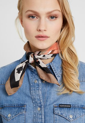 FOULARD POP FLOWER - Foulard - off white