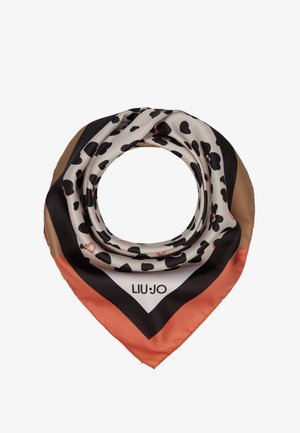 FOULARD POP FLOWER - Skjerf - off white