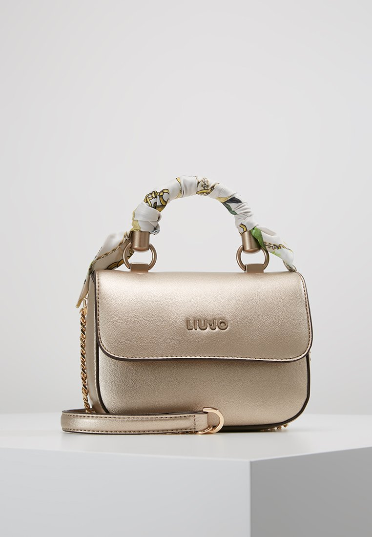 LIU JO - CROSSBODY  - Handbag - gold