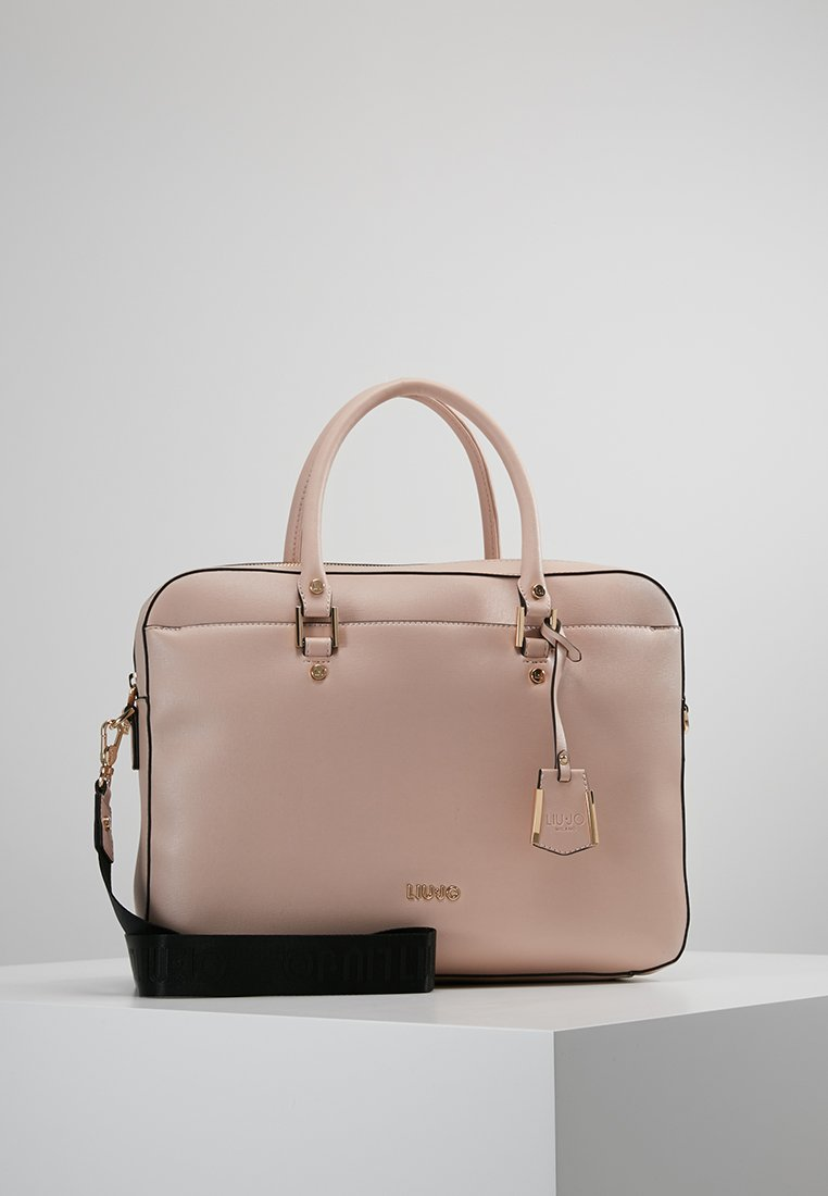 LIU JO - BRIEFCASE - Handbag - pearl blush