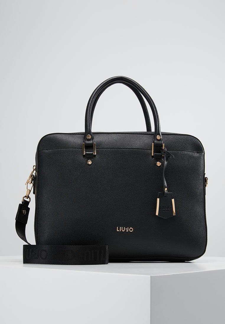 LIU JO - BRIEFCASE - Handbag - nero