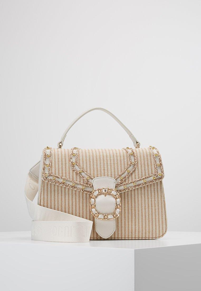 LIU JO - TOP HANDLE - Handbag - bone