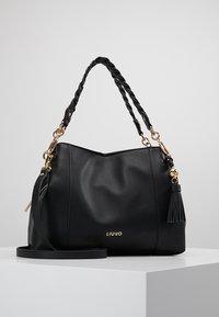 LIU JO - SATCHEL - Håndtasker - nero - 0