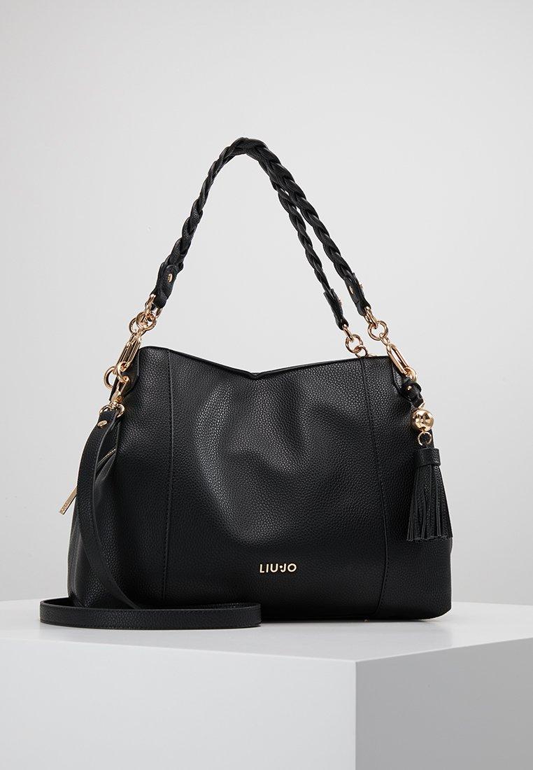 LIU JO - SATCHEL - Håndtasker - nero