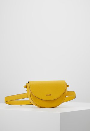 BELT BAG - Marsupio - light yellow