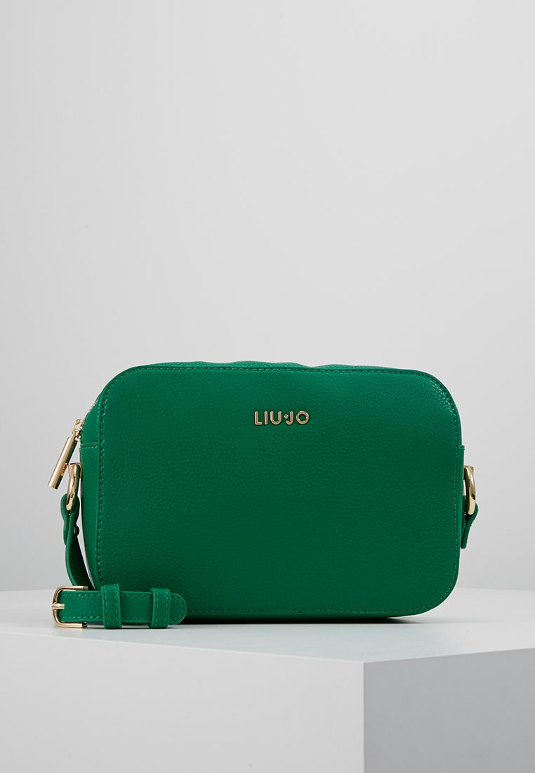 LIU JO - SCROSSBODY - Across body bag - jade