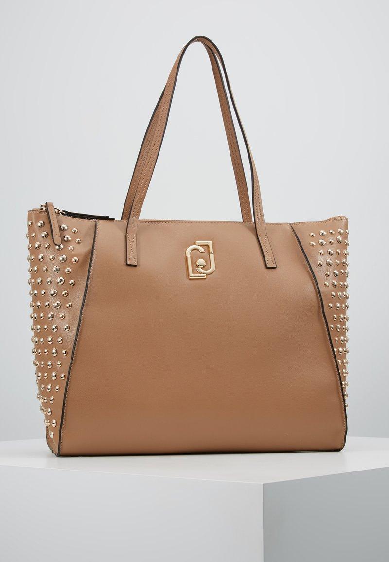 LIU JO - Tote bag - brown
