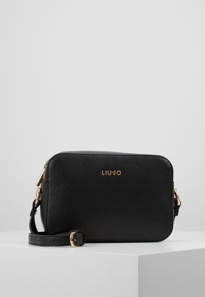 CROSSBODY MIDNIGHT - Sac bandoulière - black