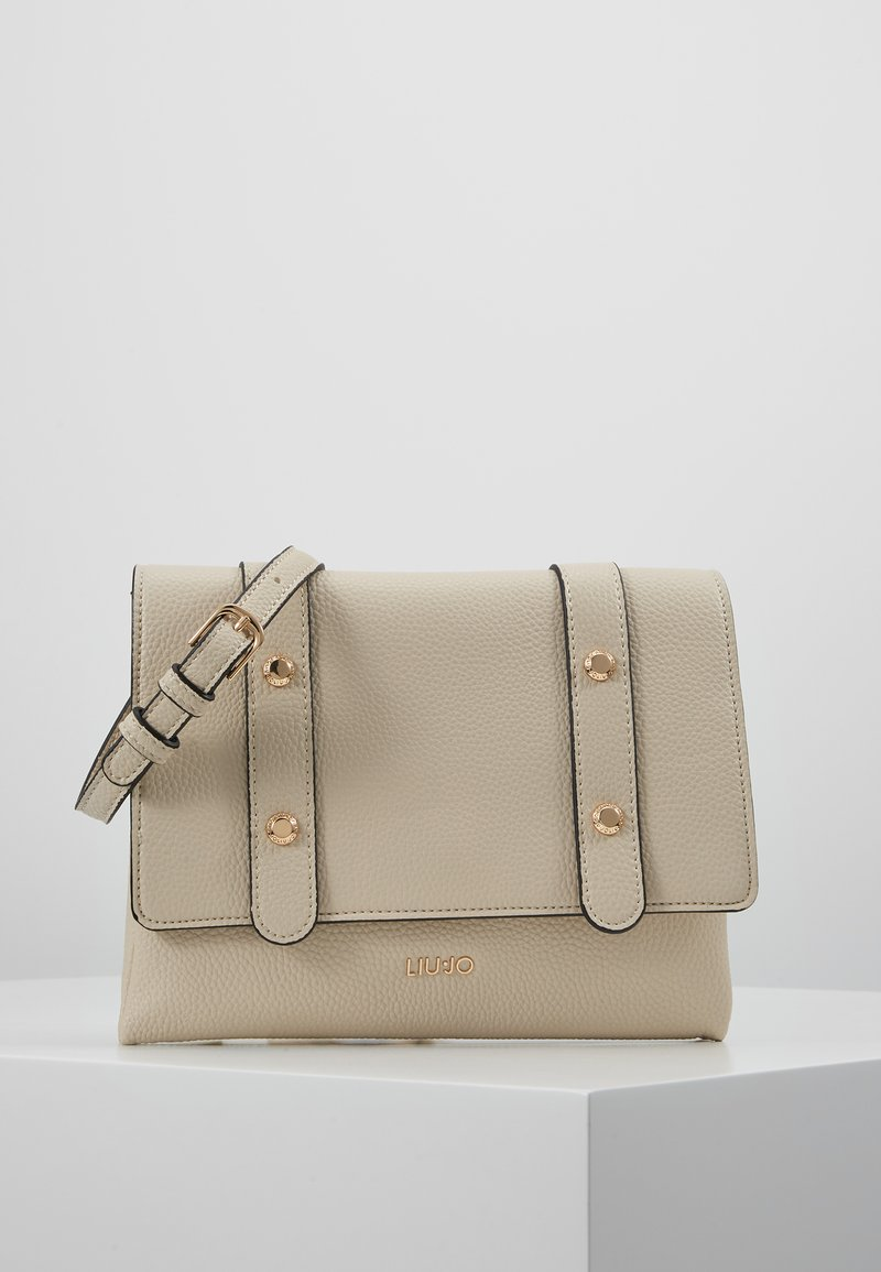 LIU JO - CROSSBODY - Across body bag - off white