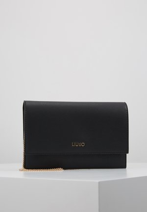 CROSSBODY - Torba na ramię - black