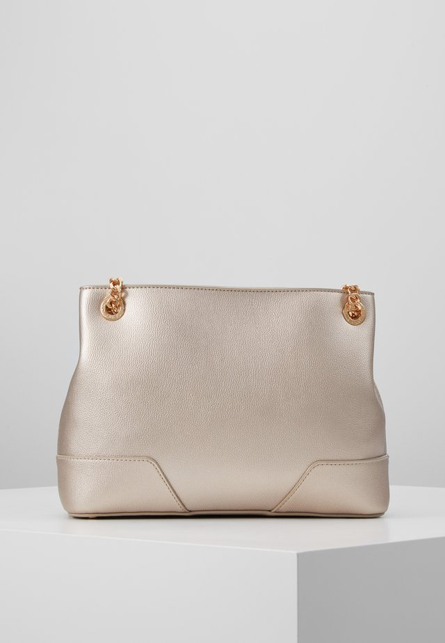 S CROSSBODY - Torebka - gold