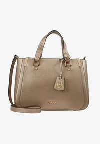 LIU JO - SATCHEL - Sac à main - gold - 5