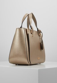 LIU JO - SATCHEL - Sac à main - gold - 3