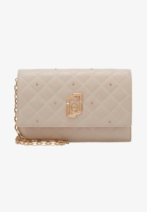 CROSSBODY NEUTRO - Clutch - beige