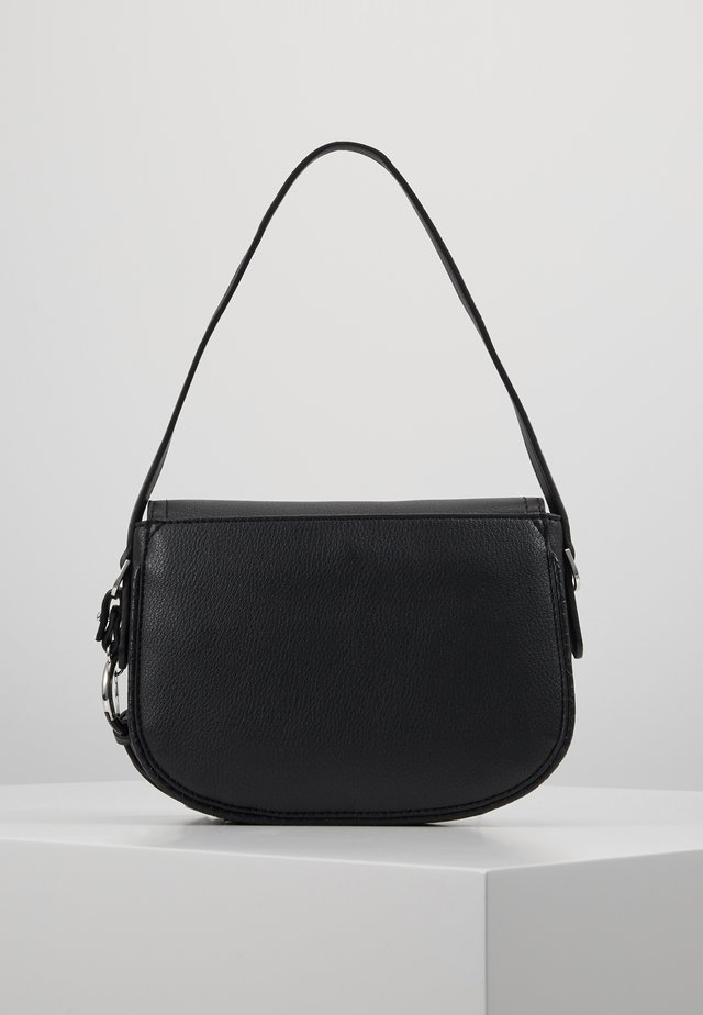 MESSENGER CAMEO - Across body bag - black