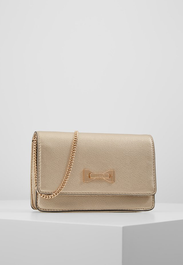 BELT BAG CAMEO - Saszetka nerka - gold