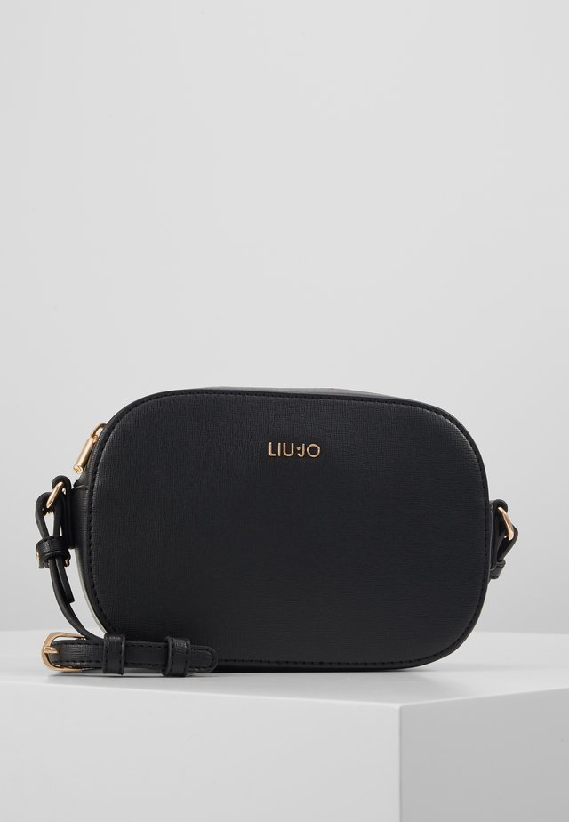 CAMERA CASE NERO - Across body bag - black
