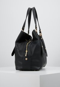 LIU JO - SATCHEL COFFEE MILK - Håndtasker - black - 3