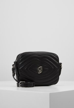 CROSSBODY BOUCHE - Across body bag - black