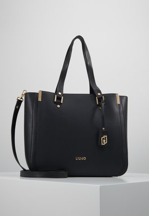 TOTE - Shopping bags - black