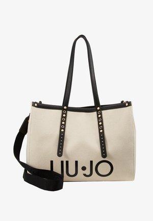 L TOTE BIANCO LANA - Shopping Bag - ivory