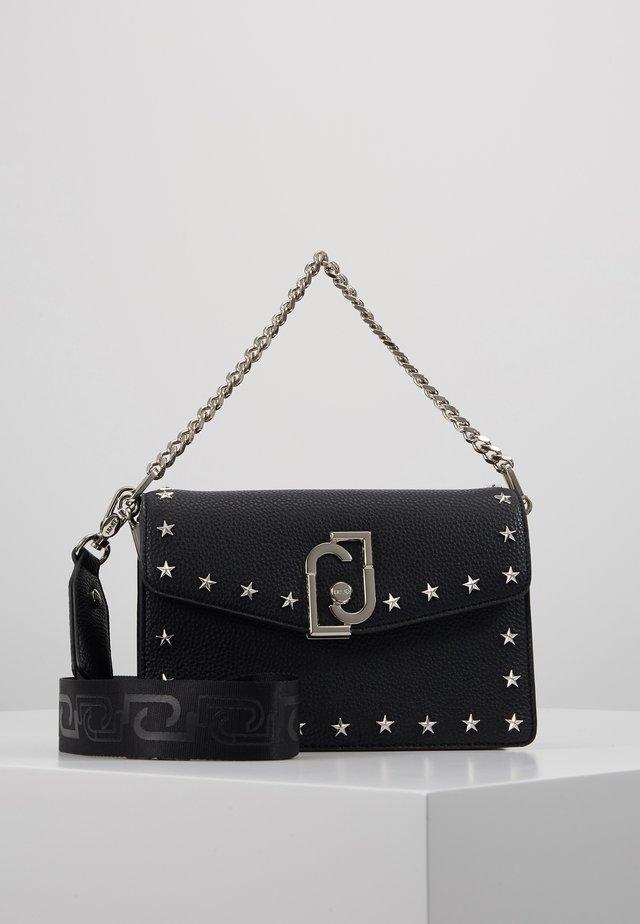 CROSSBODY - Käsilaukku - black