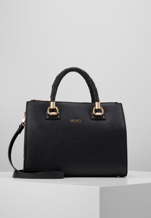 M SATCHEL NERO - Sac à main - black
