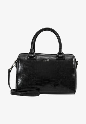 SATCHEL - Bandolera - black
