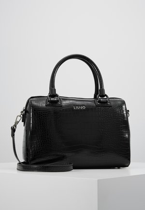 SATCHEL - Across body bag - black