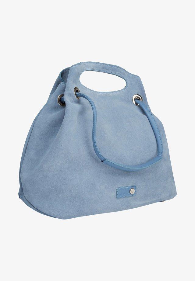 Bolso de mano - blue