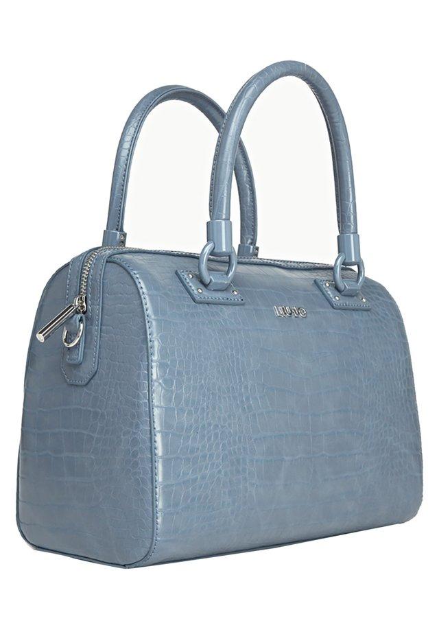BOSTON - Handbag - light blue