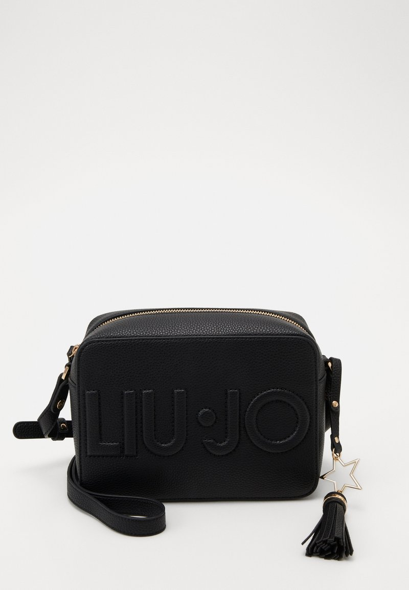LIU JO - CAMERA CASE - Bandolera - nero