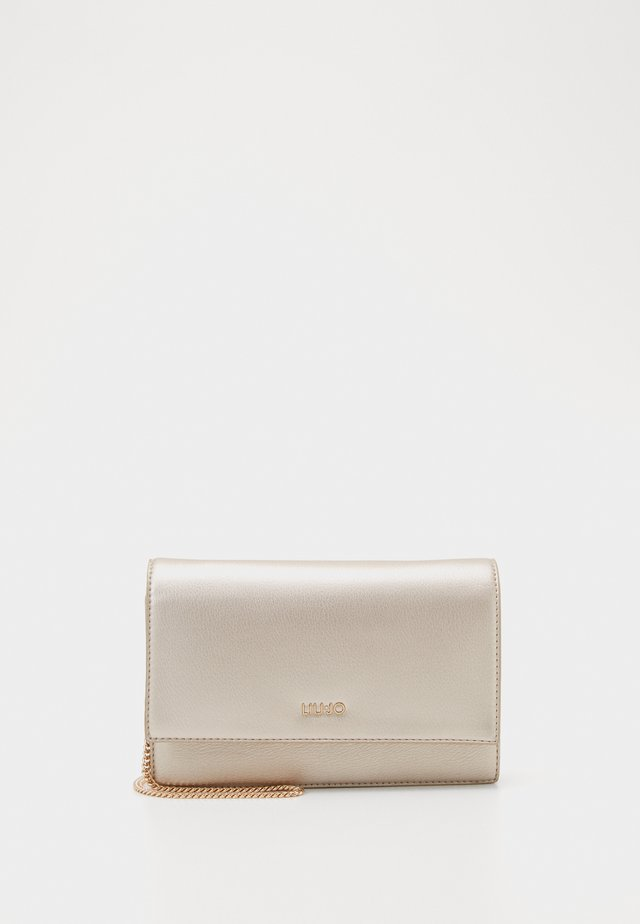 CROSSBODY CILIEGIA - Clutches - light gold