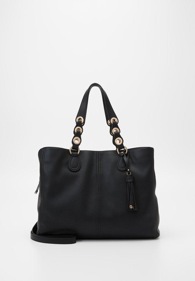 SATCHEL - Tote bag - nero