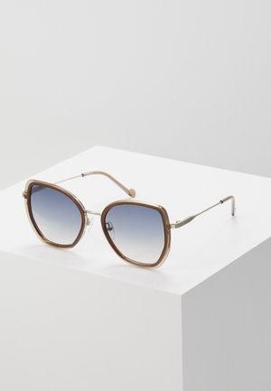 Sonnenbrille - camel
