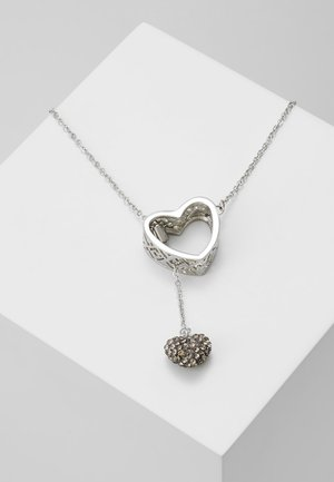 NECKLACE - Smykke - silver-coloured