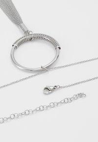 LIU JO - NECKLACE - Náhrdelník - silver-coloured - 2