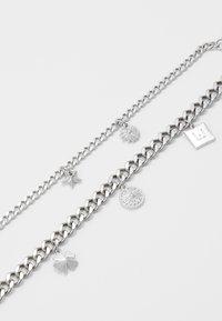 LIU JO - NECKLACE - Ketting - silver-coloured - 2