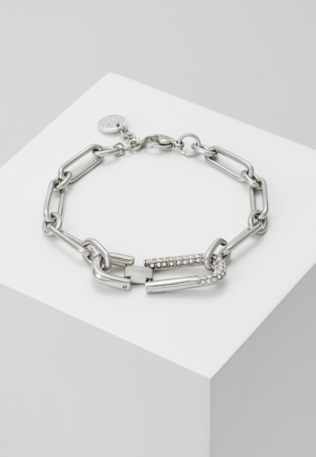 BRACELET - Armbånd - silver-coloured