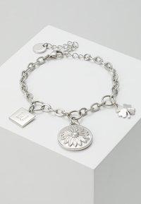 LIU JO - BRACELET - Armband - silver-coloured - 0
